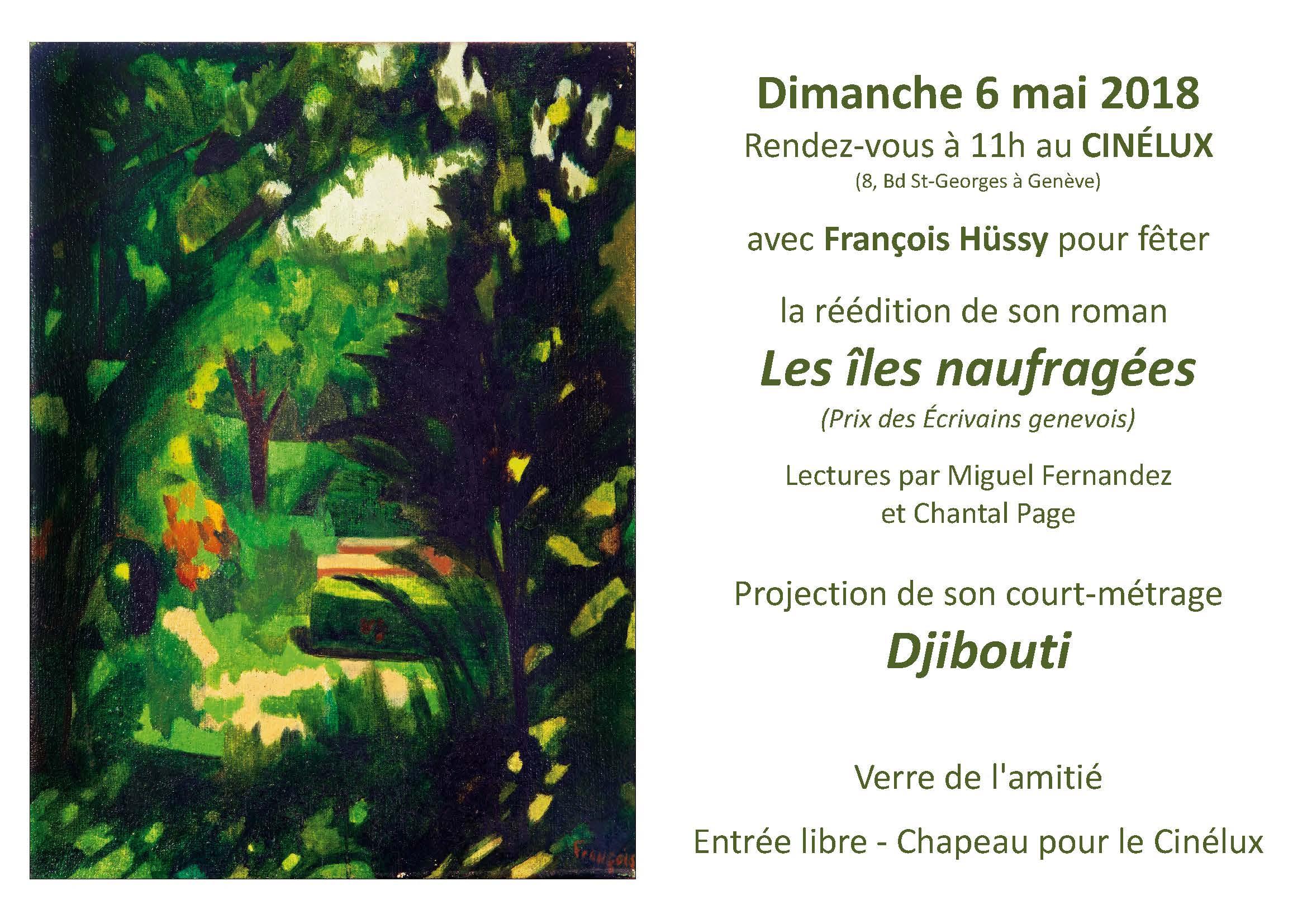 Flyer 6 mai - François-v2