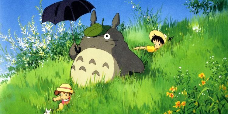 Mon voisin Totoro Tonari no Totoro 1988 Réal. : Hayao Miyazaki COLLECTION CHRISTOPHEL©Tokuma Japan Communications Co. Ltd.